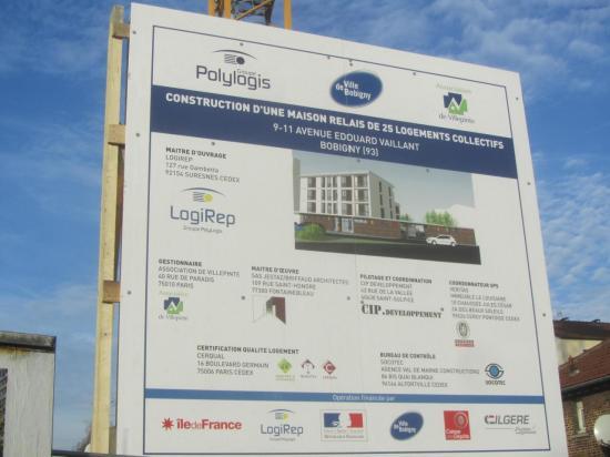 1ere pierre res accueil Bobigny déc 2016