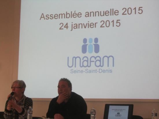 assemblée annuelle 2015