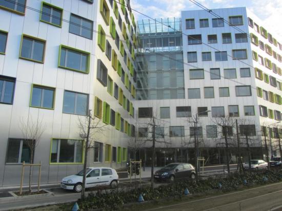 """immeuble """"l'Européen III"""" Bobigny"""