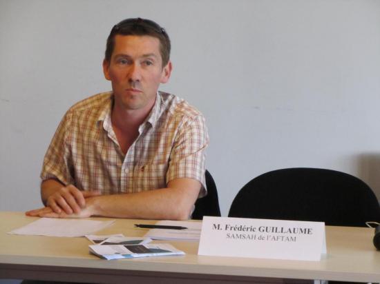 F. Guillaume - SAMSAH 93 Aftam - 12/05/2012