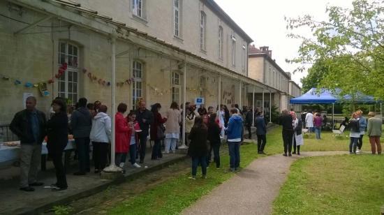 """Portes ouvertes  au pavillon Alizés à VE """"Olympiades"""""""