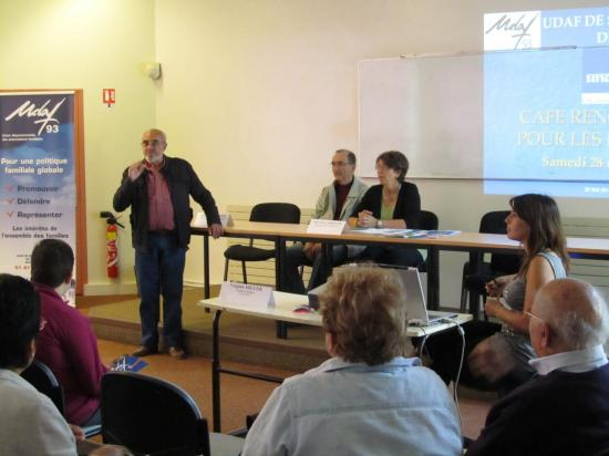 """Tutelles-curatelle : quels changements ?"" - 28/05/2011"
