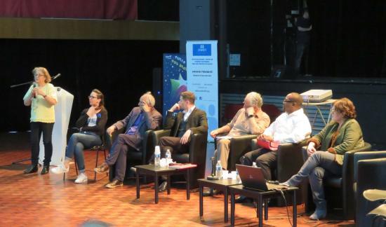 """SISM 2019 Table ronde """"Quels leviers du numérique en santé mentale ?"""""""