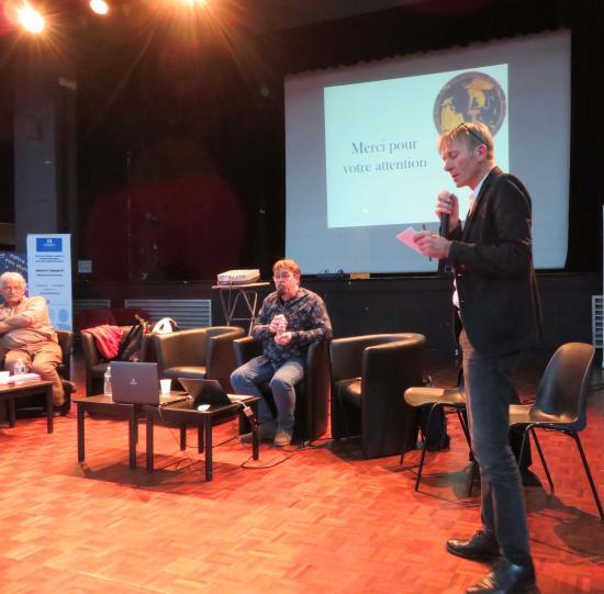 """SISM 2019 - Conférence """"le numérique, ange ou démon pour la santé mentale"""""""