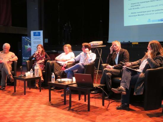 """SISM 2019 Table ronde """"Développer l'autonomie des personnes vulnérables"""""""