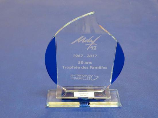 Trophée des familles Udaf 93