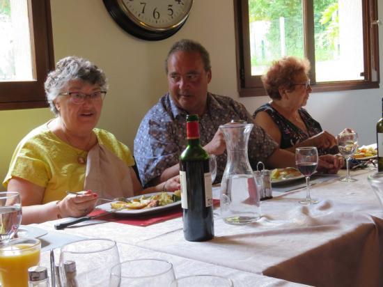 2019 Repas bénévoles Iroko  - Neuilly/Marne juin