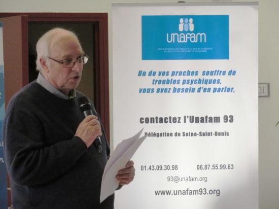 Assemblée annuelle Unafam 93 février 2018
