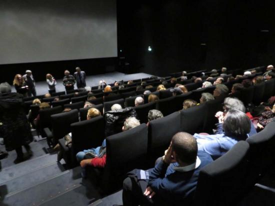 ciné débat à Montreuil