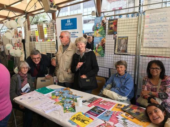 forum des associations Montreuil