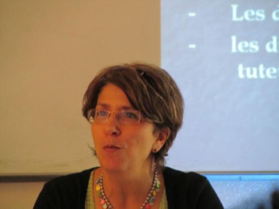 Nacéra AMROUCHE, Directrice de l'UDAF 93