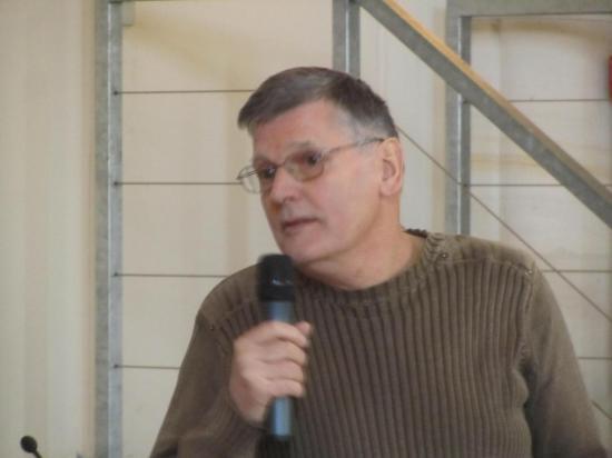 Jean-Paul Le Bronnec, Président délégué Unafam 93
