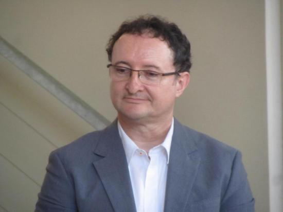 Dr Pascal Favré, responsable du pôle G16