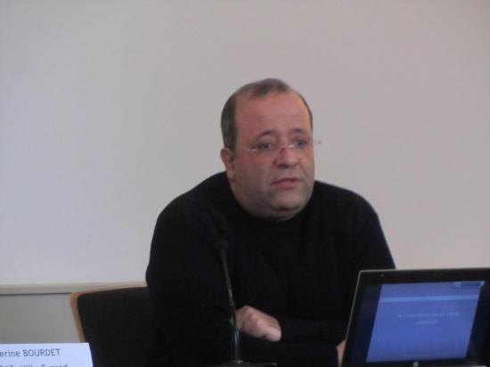 Dr Khalid Kalalou, secteur G03