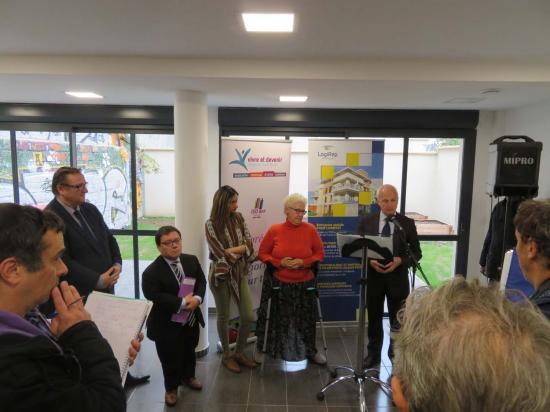 inauguration residence accueil bobigny