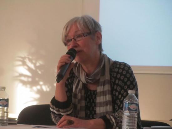 16h22 : Brigitte Delphis, Membre du bureau Unafam 93