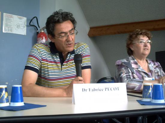 Dr. F. Pécot, hôpital R. Ballanger Aulnay - 29/05/2010
