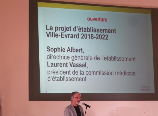 projet établissement VE 2018 2022