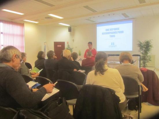 Conférence RAPT à Bobigny