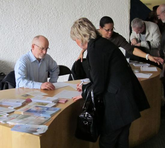 Accueil Sism 2011