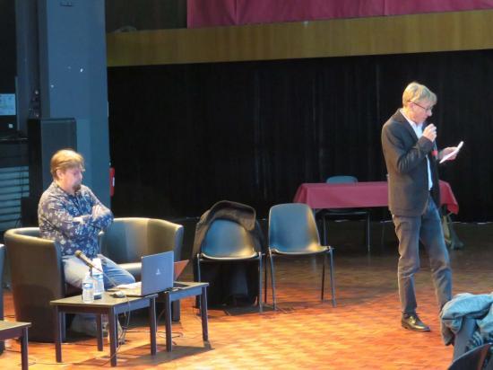 SISM 2019 - Conférence