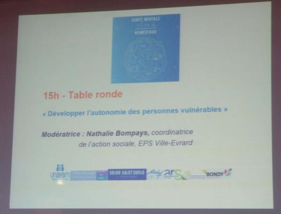 SISM 2019 Table ronde