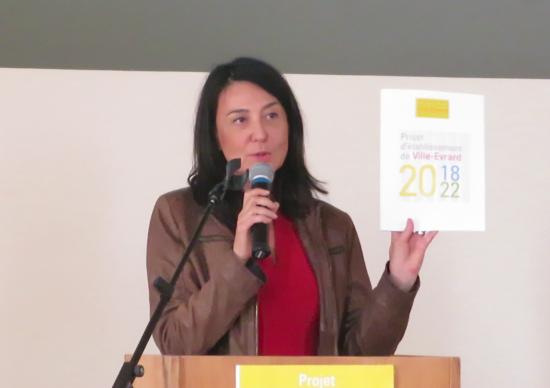 projet établissement VE 2018-2022